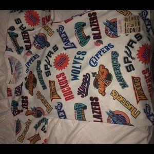Tops - NBA Teams Men's Shirt